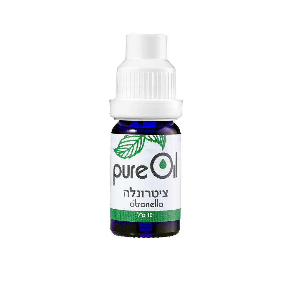 שמן ציטרונלה Pure Oil